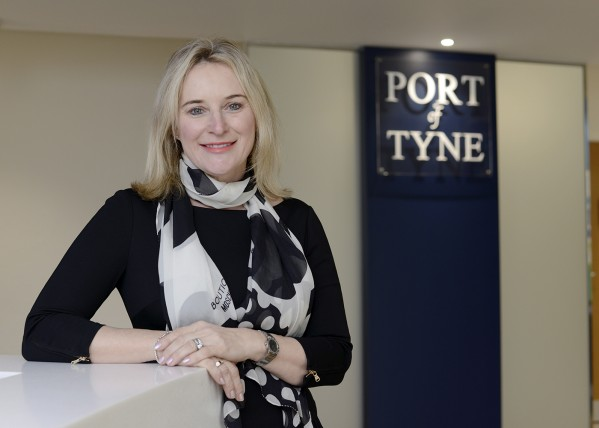 Kate O'Hara joins Port of Tyne as Commercial Director