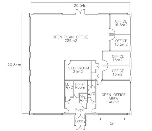 Atlantic House Floor Plan