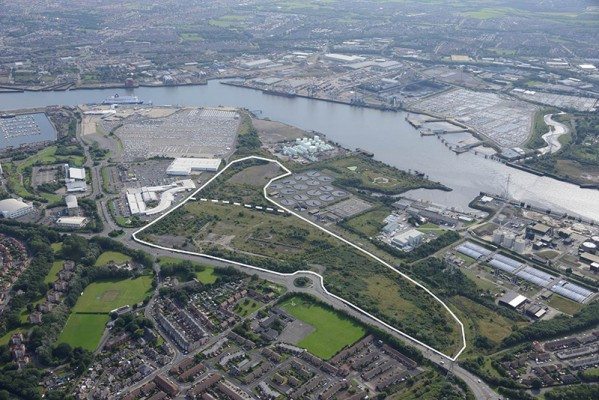 Royal Quays Enterprise Park