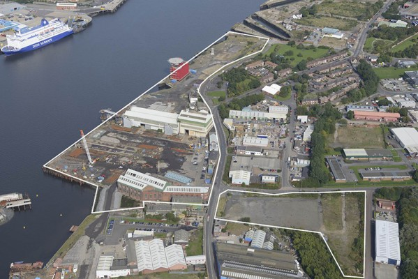 Tyne Dock Enterprise Park