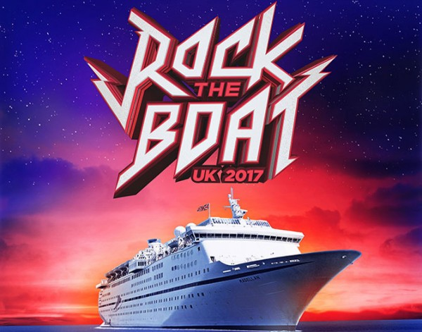 Rocking The Waves Port Of Tyne - Rocking cruise ship