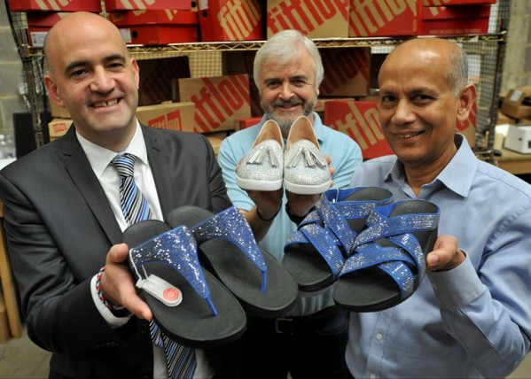 Fashion footwear sparks new business for Port of Tyne