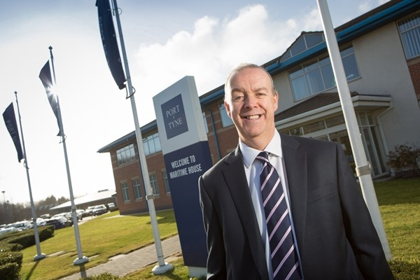 Port of Tyne has appointed Mark Stoner as Chief Financial Officer
