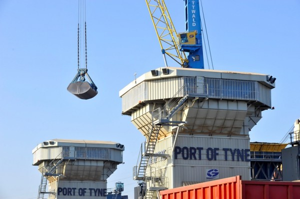 Port of Tyne reports a return to growth