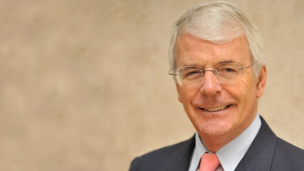 Sir John Major announced as the speaker for the annual the South Shields Lecture 2018