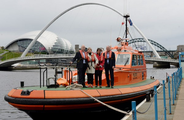 Parliamentary Under Secretary of State for Transport, Nusrat Ghani visits the Port of Tyne