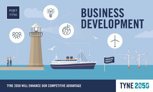 #Tyne2050 will enhance our competitive advantage