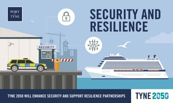 #Tyne2050 will enhance security and support resilience partnerships