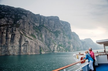 Scenic Fjords of Norway promotional photo