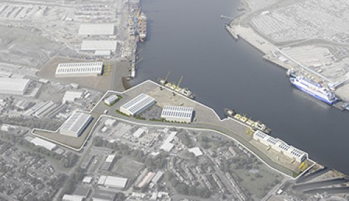 Photo of Tyne Dock Enterprise Park