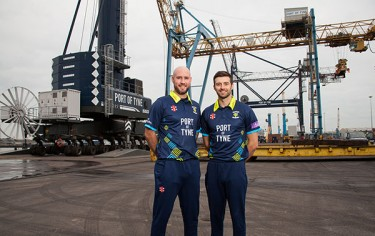 Featured image for Durham County Cricket Club announce their 2018 Royal London One-Day Cup Shirt