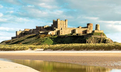 The Castles and Coast of North East England