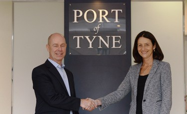 Featured image for CBI Director General visits Port of Tyne