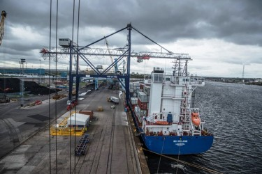 Featured image for PORT OF TYNE VOTED PORT OPERATOR OF THE YEAR