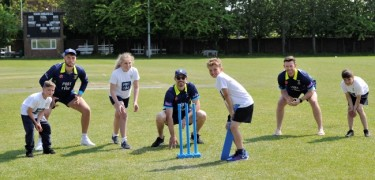 Featured image for DURHAM CRICKETERS ATTEND PORT OF TYNE KWIK CRICKET FESTIVAL