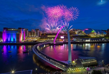 Featured image for Great Exhibition of the North 2018 set to open today in spectacular style