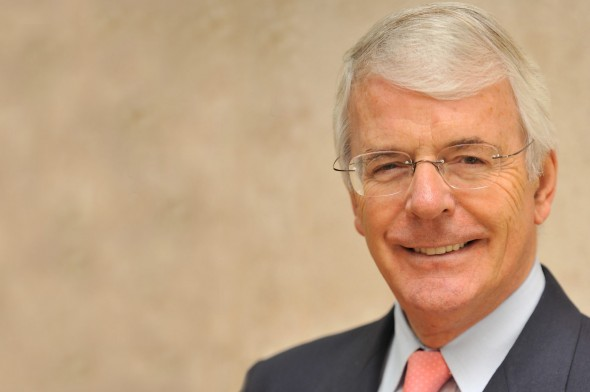 Image for Sir John Major announced as the speaker for the annual the South Shields Lecture 2018