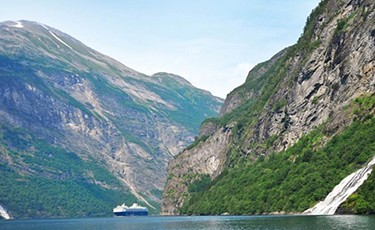 Norway, Geirangerfjord and Scotland promotional photo