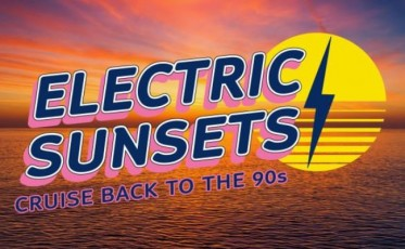 Electric Sunsets 90's promotional photo