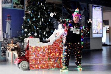 Featured image for PORT OF TYNE LIGHTS UP CHRISTMAS JUMPER DAY
