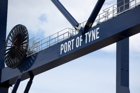 Image for PORT OF TYNE WELCOMES MARITIME 2050 STRATEGY