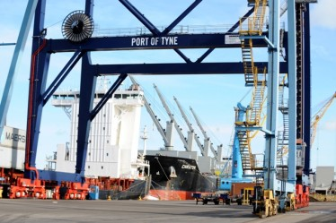 Featured image for PORT OF TYNE SECURES £60M REFINANCING DEAL FROM LLOYDS BANK
