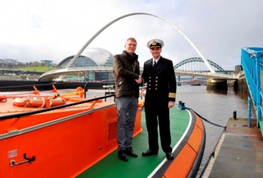 Featured image for DIPLOMATIC VISITOR TO PORT OF TYNE