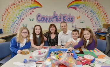 Featured image for PORT OF TYNE SUPPORTS MEADOW WELL CONNECTED HOLIDAY ACTIVITY AND AFTER SCHOOL CLUBS