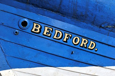 Featured image for THE BEDFORD LIFEBOAT MOVES IN TO RESTORATION YARD