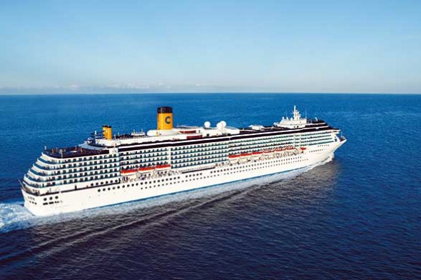 Image for PORT OF TYNE GETS READY TO WELCOME  THE COSTA MEDITERRANEA