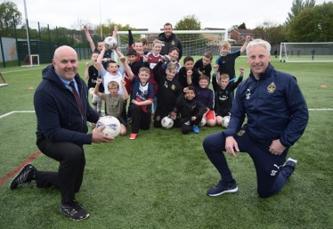 Featured image for SOUTH SHIELDS FOOTBALL CLUB FOUNDATION HEALTH AND WELLBEING PROGRAMME RECEIVES MAJOR BOOST FROM PORT OF TYNE