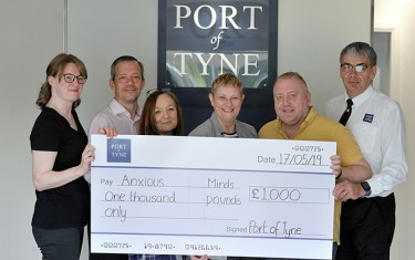 Featured image for PORT OF TYNE FUNDING TO SUPPORT VETERANS AND FAMILIES ACROSS NORTH TYNESIDE