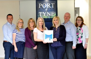 Featured image for PORT OF TYNE CONTINUES TO STRIVE FOR EXCELLENCE IN ITS DRIVE TOWARDS BETTER HEALTH AT WORK
