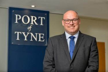Featured image for NEW DIRECTOR JOINS PORT OF TYNE