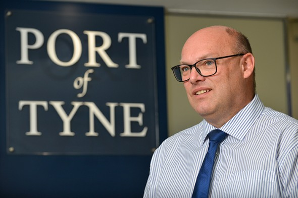 Image for BRINGING OFFSHORE EXPERTISE TO THE PORT OF TYNE