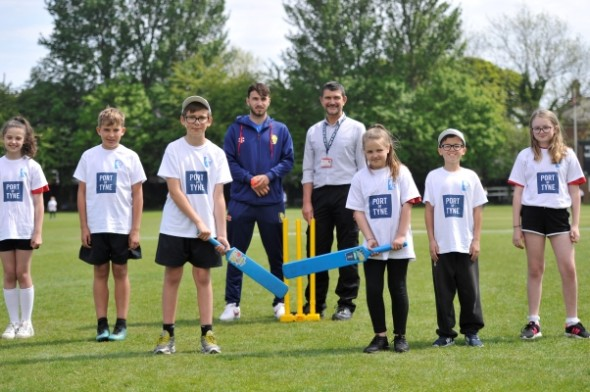 Image for DURHAM CRICKET PROUD TO ANNOUNCE RECORD PARTICIPATION IN THE 2019 PORT OF TYNE KWIK CRICKET FESTIVAL