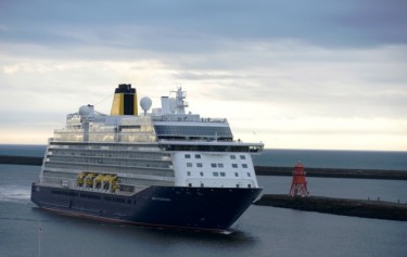 Featured image for PORT OF TYNE TO WELCOME SAGA'S SPIRIT OF DISCOVERY ON HER MAIDEN VOYAGE