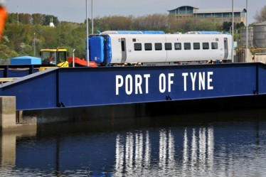 Featured image for EXPRESS DELIVERY AT THE PORT OF TYNE