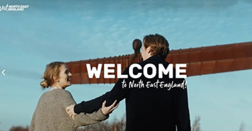 Visit North East England