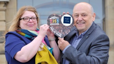 Featured image for PORT OF TYNE DELIGHTED TO SUPPORT THE CUSTOMS HOUSE IN ITS 25th ANNIVERSARY YEAR