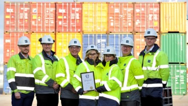 Featured image for PORT OF TYNE AWARDED RoSPA GOLD MEDAL FOR HEALTH AND SAFETY PRACTICES
