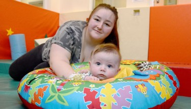 Featured image for PORT OF TYNE SUPPORTS YOUNG MUMS IN SOUTH TYNESIDE TO THRIVE