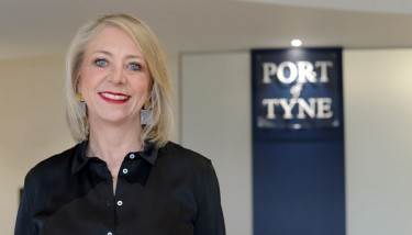 Featured image for INDUSTRY EXPERT TO HEAD UP ESTATES AT THE PORT OF TYNE