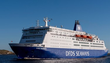 Featured image for PORT OF TYNE WELCOMES RETURN OF DFDS FERRY SERVICE