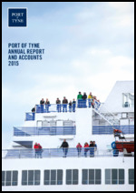 Cover of Annual Report and Accounts 2015 Document