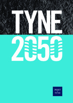 Cover of Tyne 2050 Document
